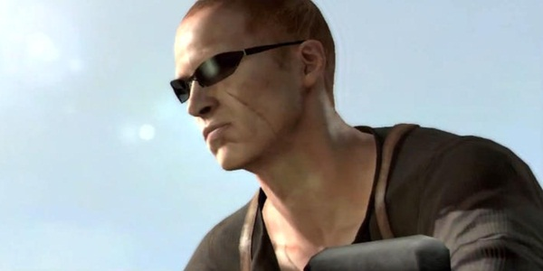 Jake foi criado para manter presença de Wesker na série
