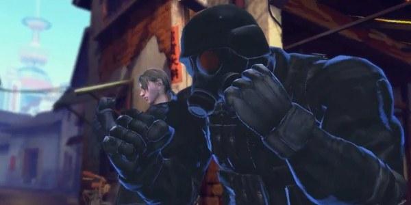 Modder coloca HUNK e Jill em Street Fighter X Tekken