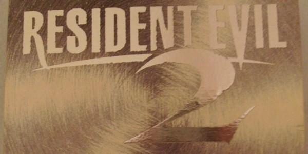 A edição especial de Resident Evil 2