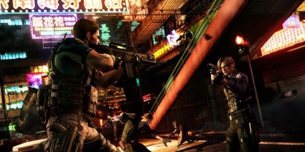 Capcom revela datas de DLC e atualização de Resident Evil 6