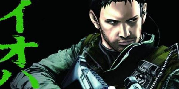 Chris é capa da terceira edição de Resident Evil: Marhawa Desire