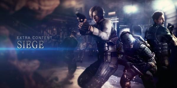 Veja imagens e vídeo do modo Siege de Resident Evil 6