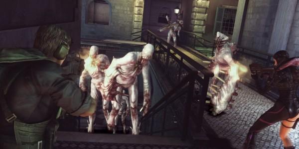 HUNK estará em Resident Evil: Revelations Unveiled Edition