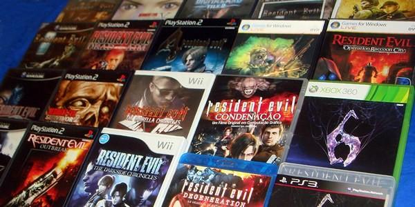Como começar uma coleção de Resident Evil