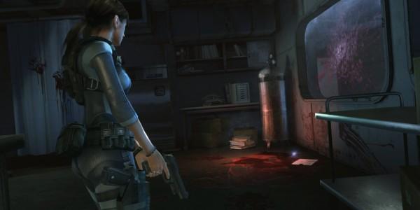 Capcom libera novas imagens de Resident Evil: Revelations Unveiled Edition