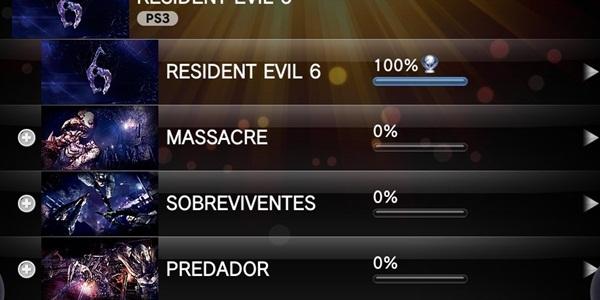 Resident Evil 6: conquistas dos novos modos Mercenaries já aparecem no PS3