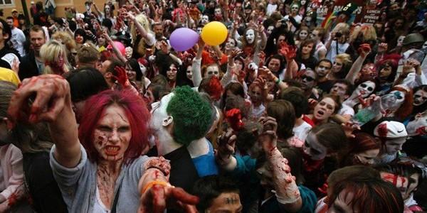 VideoSAC 17 – Zombie Walk Curitiba 2013
