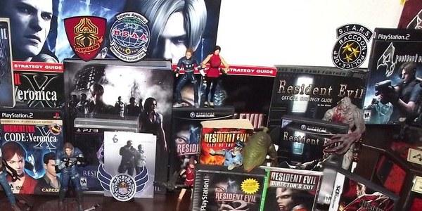 Segunda é dia de SAC ao vivo sobre produtos de Resident Evil