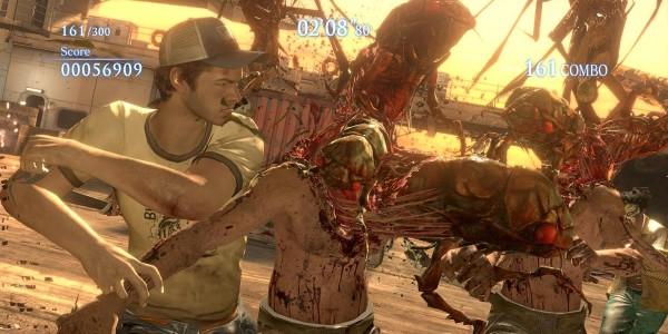Capcom anuncia crossover entre Resident Evil 6 e Left 4 Dead 2