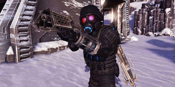 Confira a primeira imagem de HUNK em Lost Planet 3