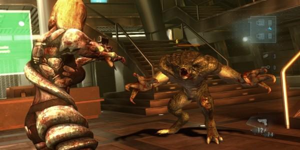 Armas e personagem são brindes na pré-venda de Resident Evil: Revelations