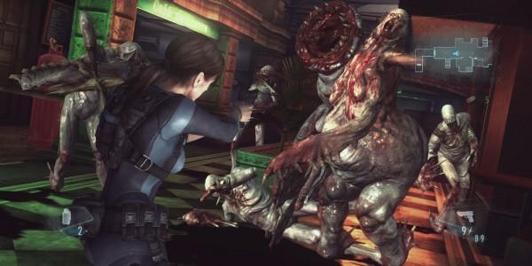 Capcom libera imagens da versão PC de Resident Evil: Revelations