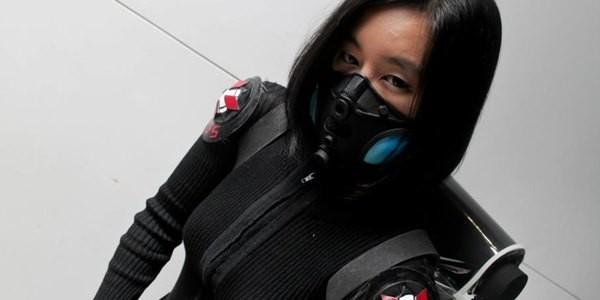 Cosplay da semana: Ladyshow Meigua