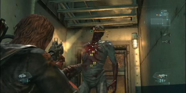 Prévia traz novas imagens de Resident Evil: Revelations Unveiled Edition