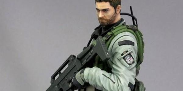 Chris também vai ganhar estatueta oficial de Resident Evil 6