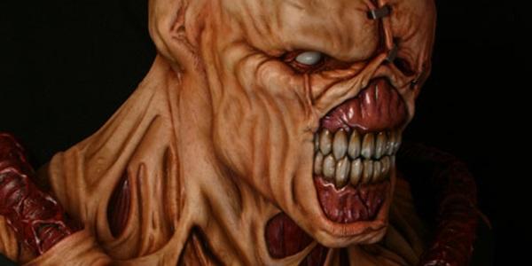 Empresa vai criar busto de Nemesis em tamanho real