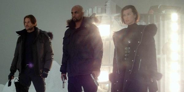 Designer divulga imagens dos bastidores de Resident Evil 5: Retribuição