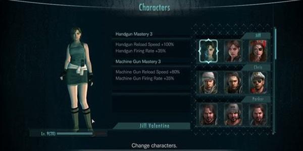 Mods colocam versões clássicas de Jill em Resident Evil: Revelations
