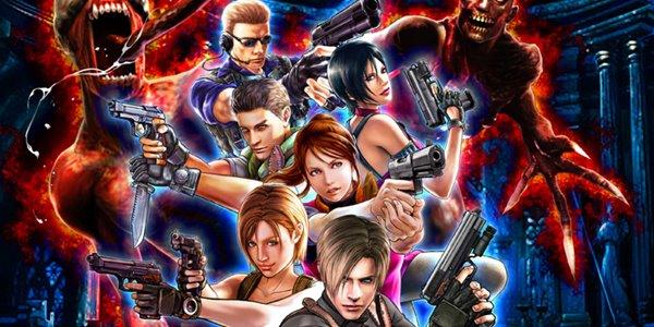 Resident Evil ganha novo jogo social no Japão