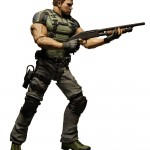 Action figures da NECA: Resident Evil 5