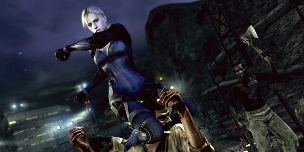 E se Jill permanecer com seus poderes?