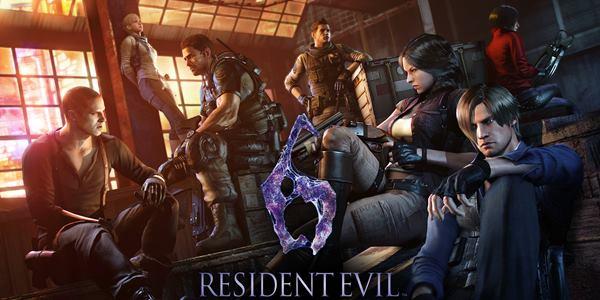 Brindes do aniversário de Resident Evil 6 são liberados na ResidentEvil.net